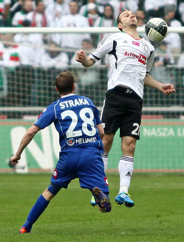Legia Warszawa - Ruch Chorzów - fot. Piotr Galas (zdjęcie 21 z 70)