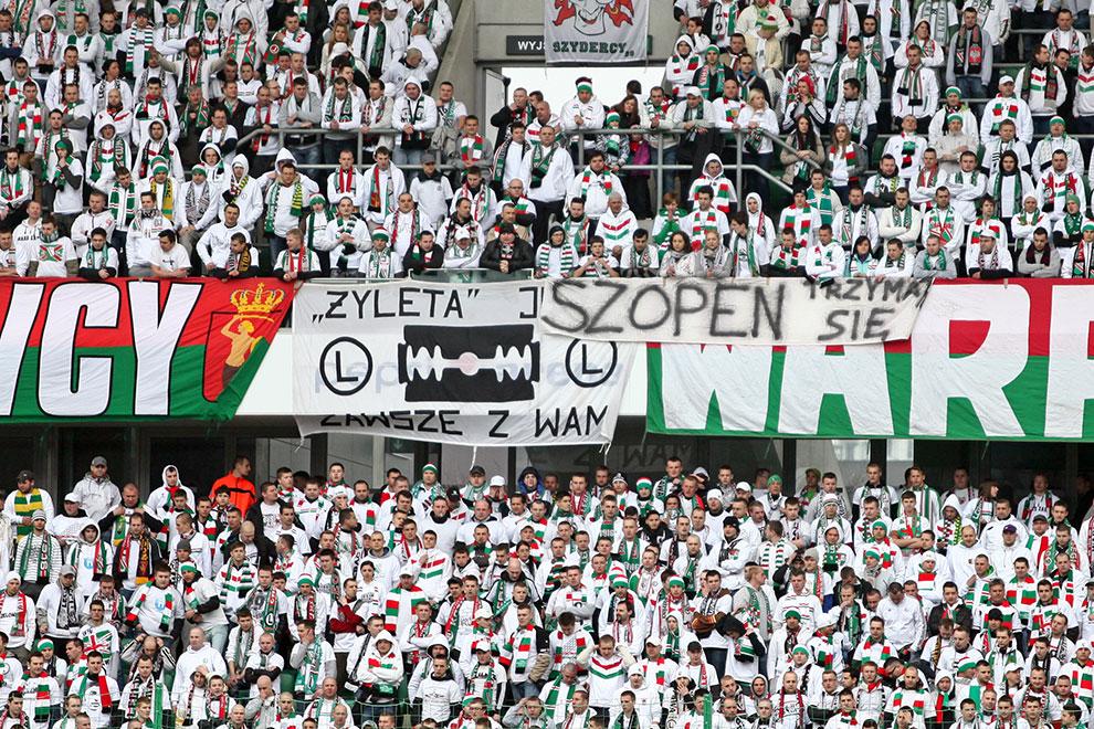 Legia Warszawa - Ruch Chorzów - fot. Piotr Galas (zdjęcie 22 z 70)