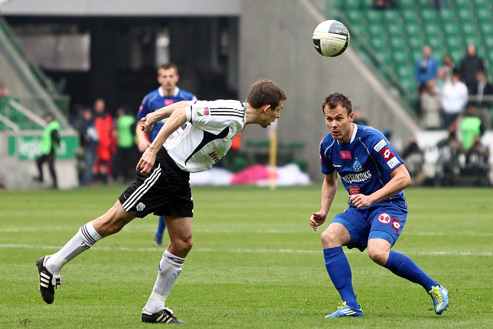 Legia Warszawa - Ruch Chorzów - fot. Piotr Galas (zdjęcie 24 z 70)