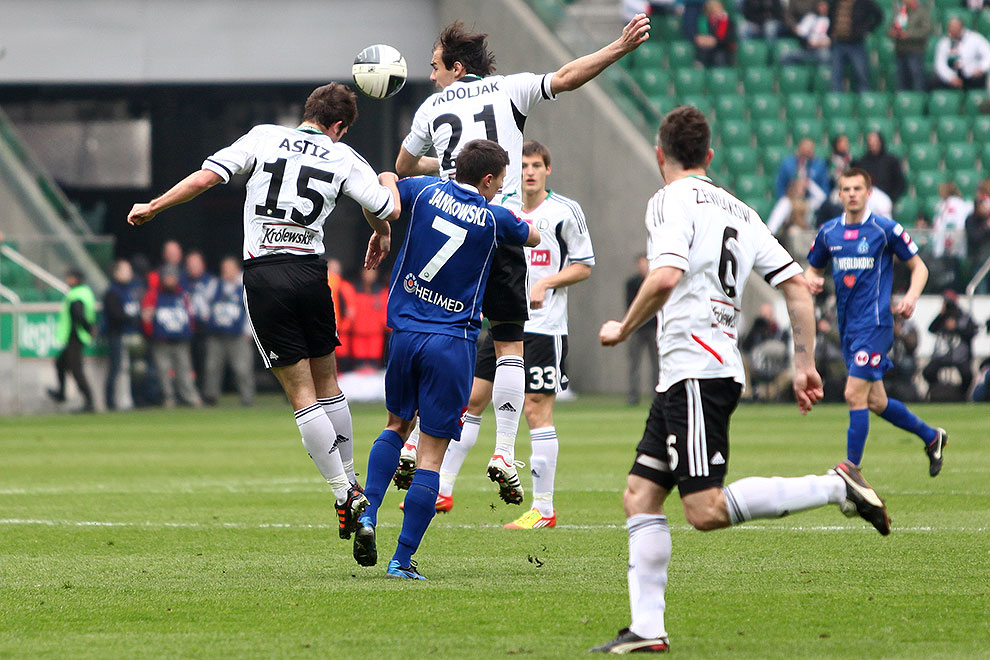 Legia Warszawa - Ruch Chorzów - fot. Piotr Galas (zdjęcie 25 z 70)