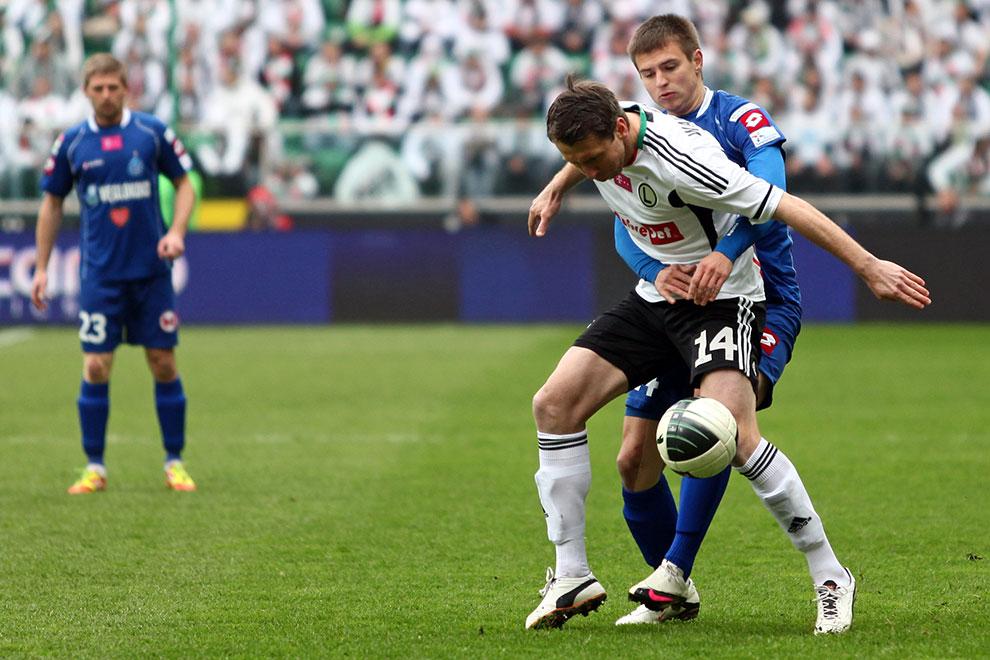 Legia Warszawa - Ruch Chorzów - fot. Piotr Galas (zdjęcie 26 z 70)