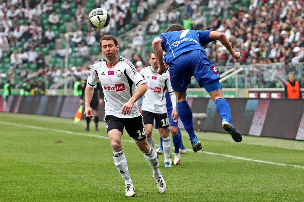 Legia Warszawa - Ruch Chorzów - fot. Piotr Galas (zdjęcie 27 z 70)