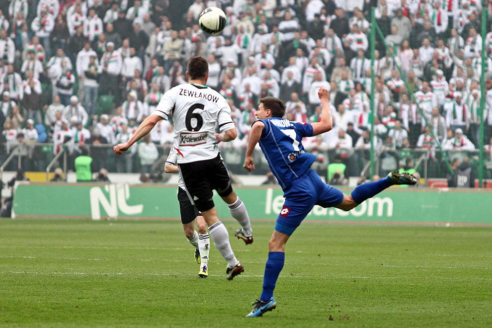 Legia Warszawa - Ruch Chorzów - fot. Piotr Galas (zdjęcie 28 z 70)