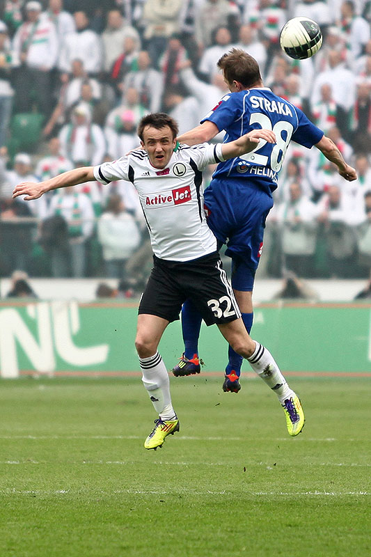 Legia Warszawa - Ruch Chorzów - fot. Piotr Galas (zdjęcie 29 z 70)