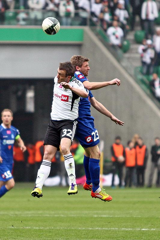 Legia Warszawa - Ruch Chorzów - fot. Piotr Galas (zdjęcie 30 z 70)