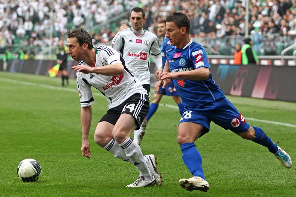 Legia Warszawa - Ruch Chorzów - fot. Piotr Galas (zdjęcie 31 z 70)