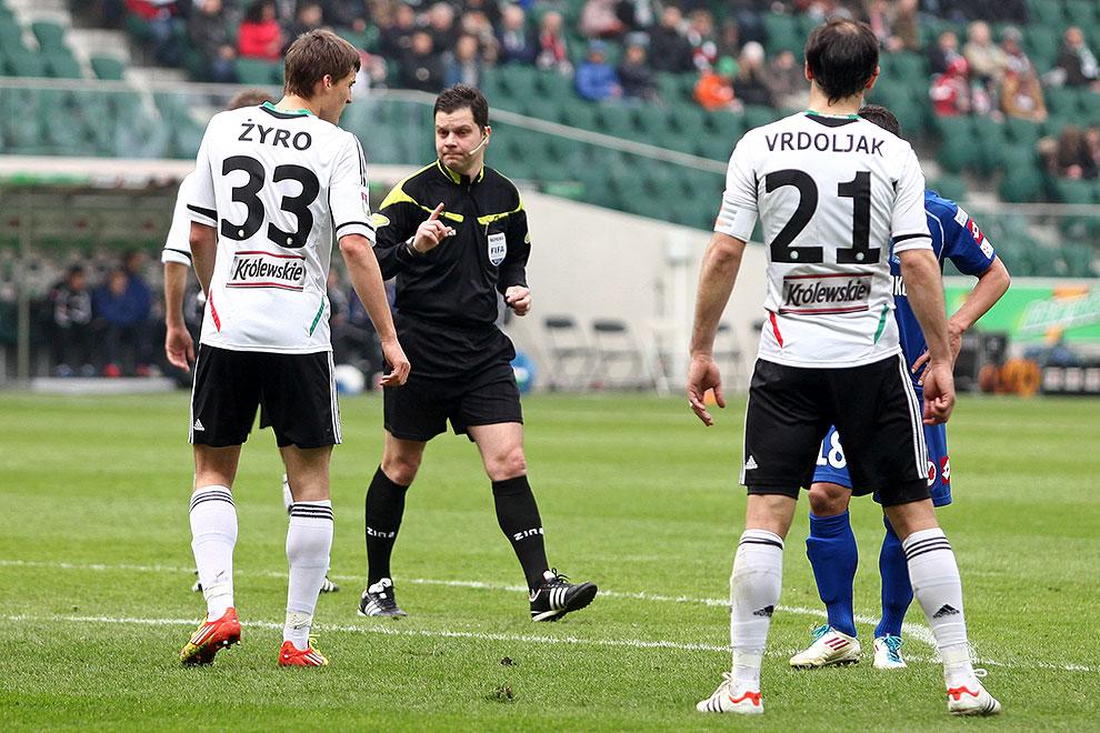 Legia Warszawa - Ruch Chorzów - fot. Piotr Galas (zdjęcie 33 z 70)