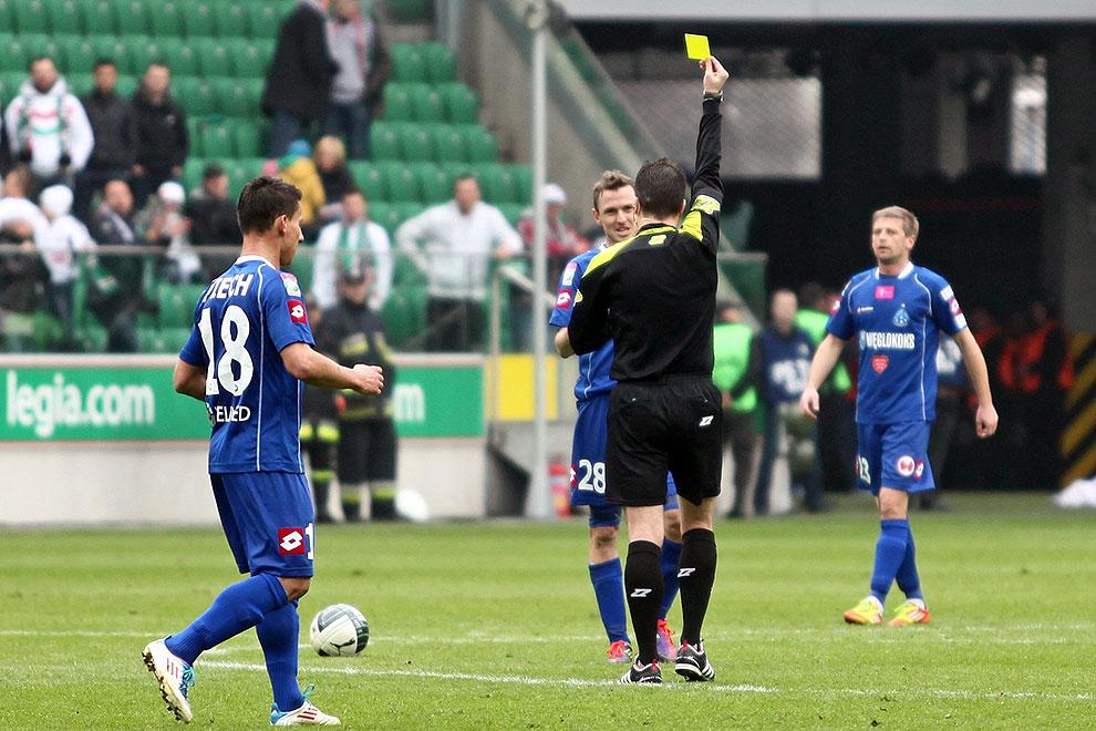 Legia Warszawa - Ruch Chorzów - fot. Piotr Galas (zdjęcie 34 z 70)