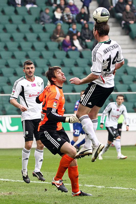 Legia Warszawa - Ruch Chorzów - fot. Piotr Galas (zdjęcie 35 z 70)