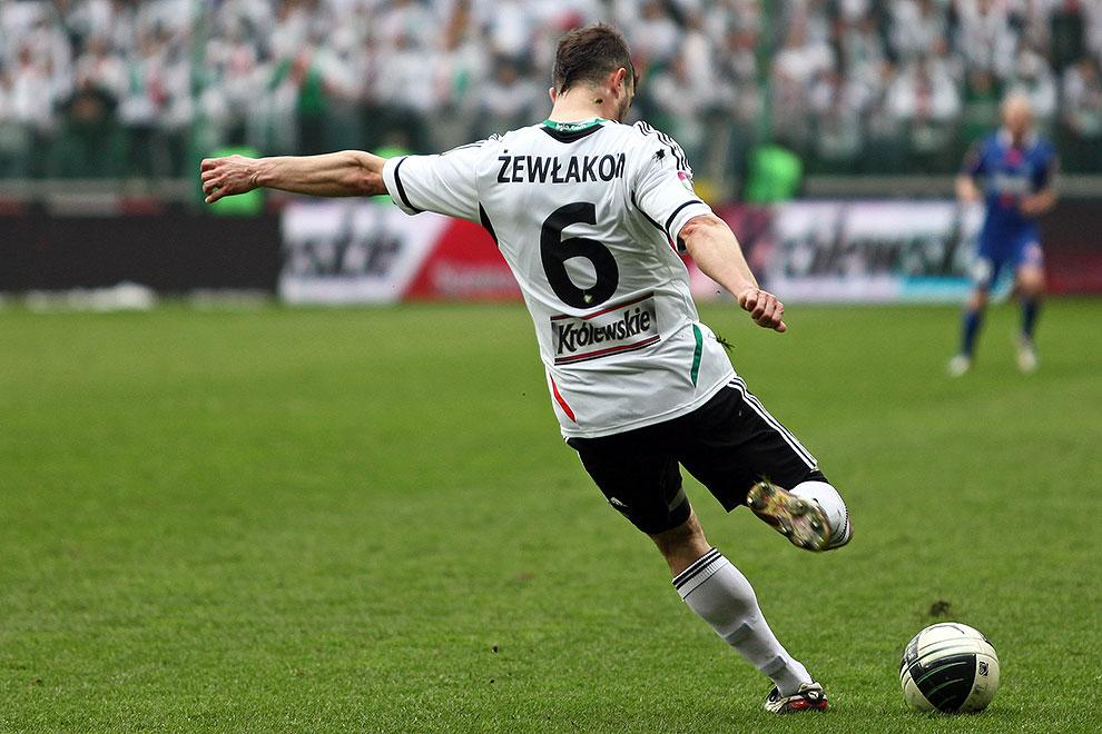 Legia Warszawa - Ruch Chorzów - fot. Piotr Galas (zdjęcie 36 z 70)