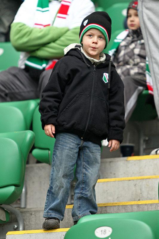 Legia Warszawa - Ruch Chorzów - fot. Piotr Galas (zdjęcie 37 z 70)