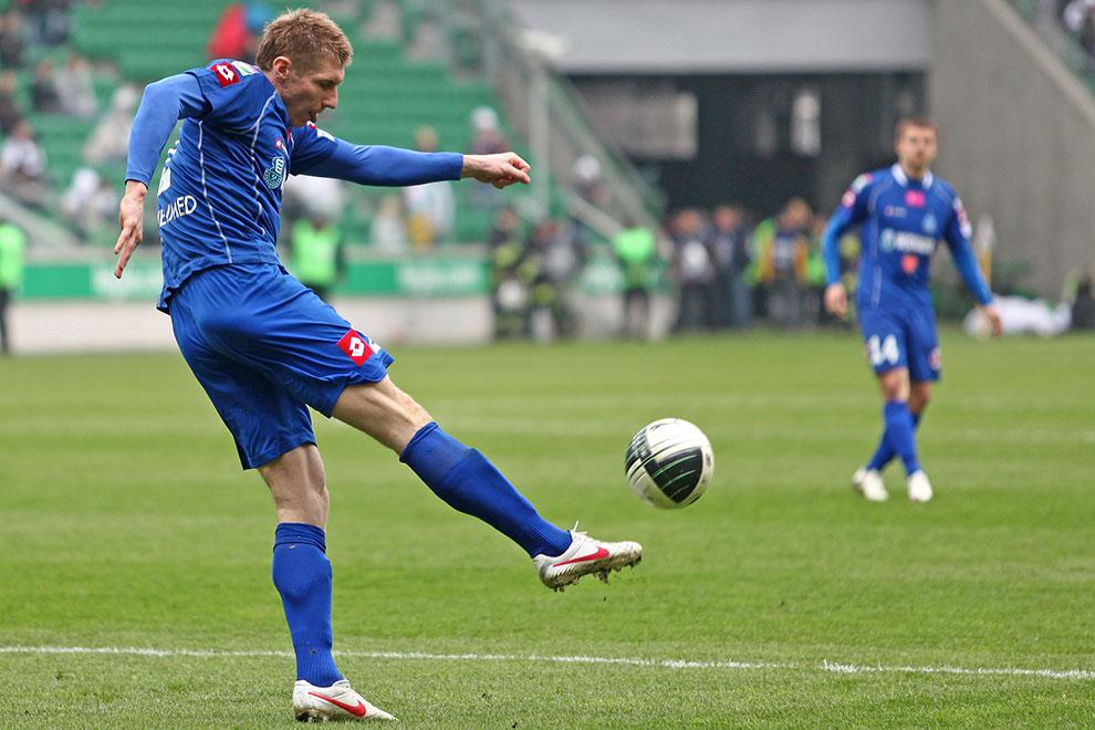 Legia Warszawa - Ruch Chorzów - fot. Piotr Galas (zdjęcie 39 z 70)