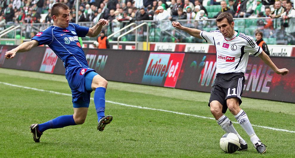 Legia Warszawa - Ruch Chorzów - fot. Piotr Galas (zdjęcie 41 z 70)
