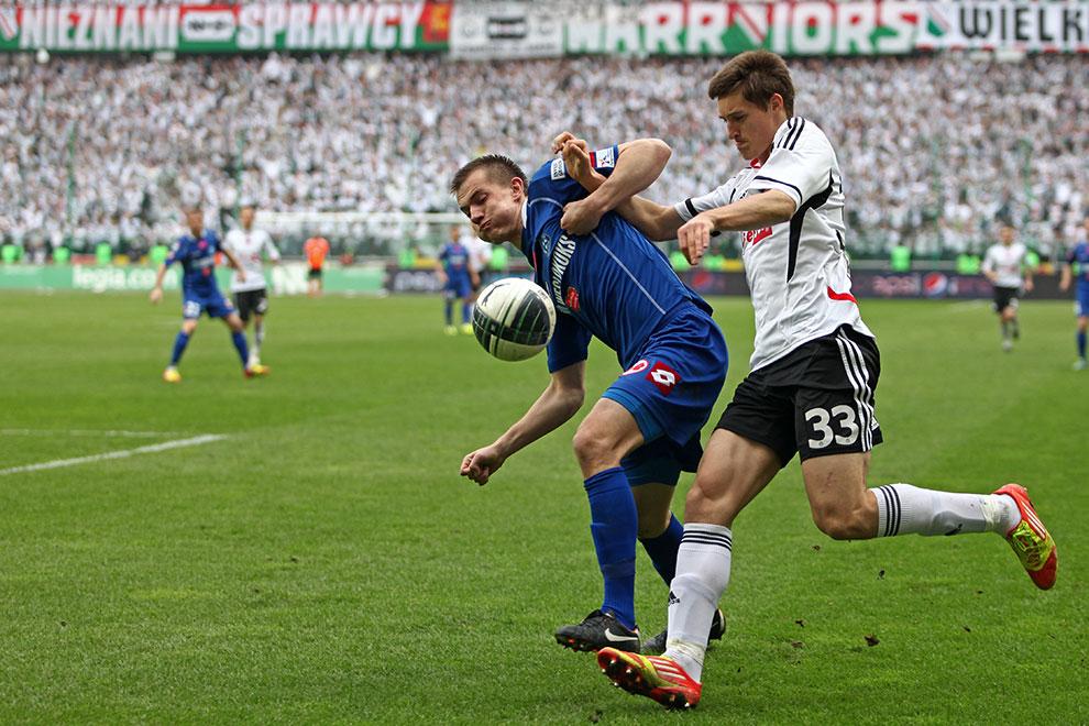 Legia Warszawa - Ruch Chorzów - fot. Piotr Galas (zdjęcie 43 z 70)