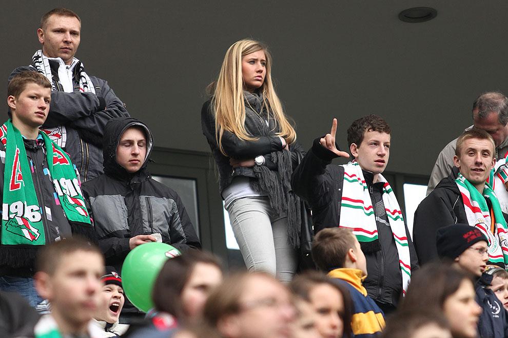Legia Warszawa - Ruch Chorzów - fot. Piotr Galas (zdjęcie 45 z 70)