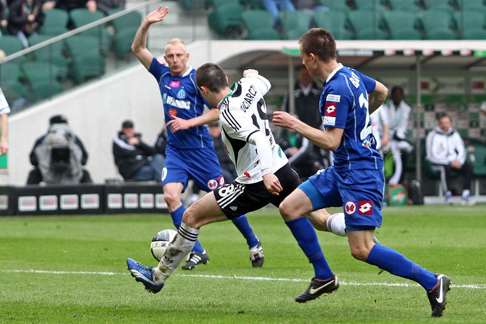 Legia Warszawa - Ruch Chorzów - fot. Piotr Galas (zdjęcie 46 z 70)