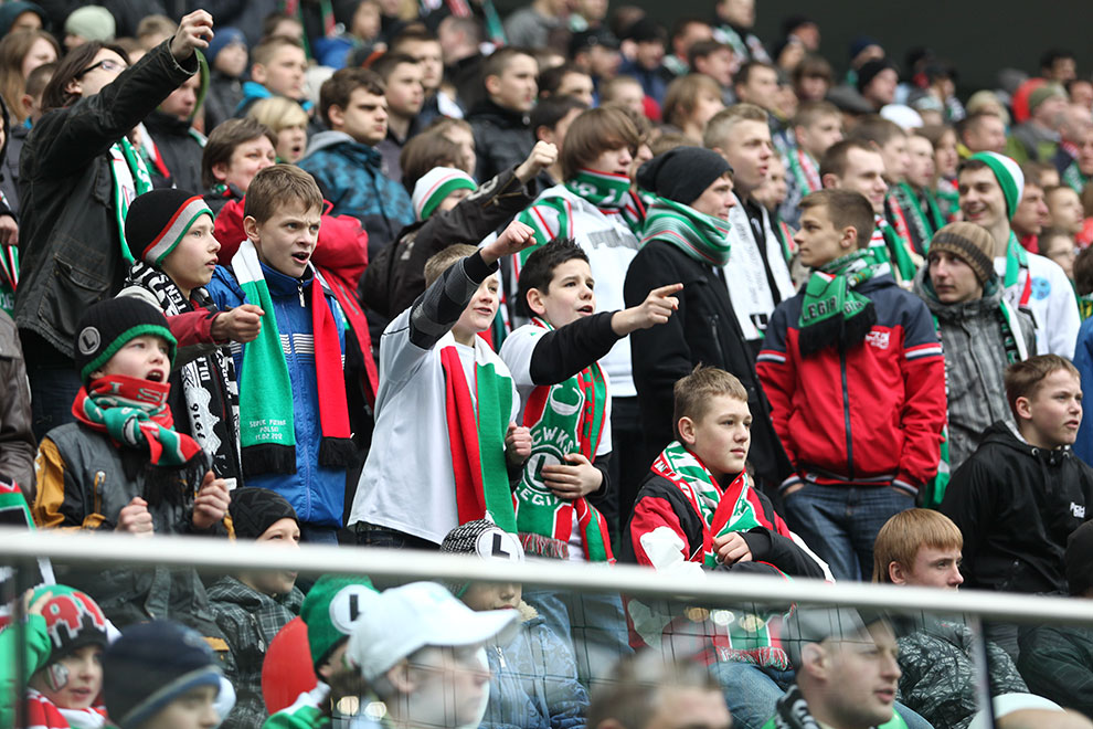 Legia Warszawa - Ruch Chorzów - fot. Piotr Galas (zdjęcie 48 z 70)