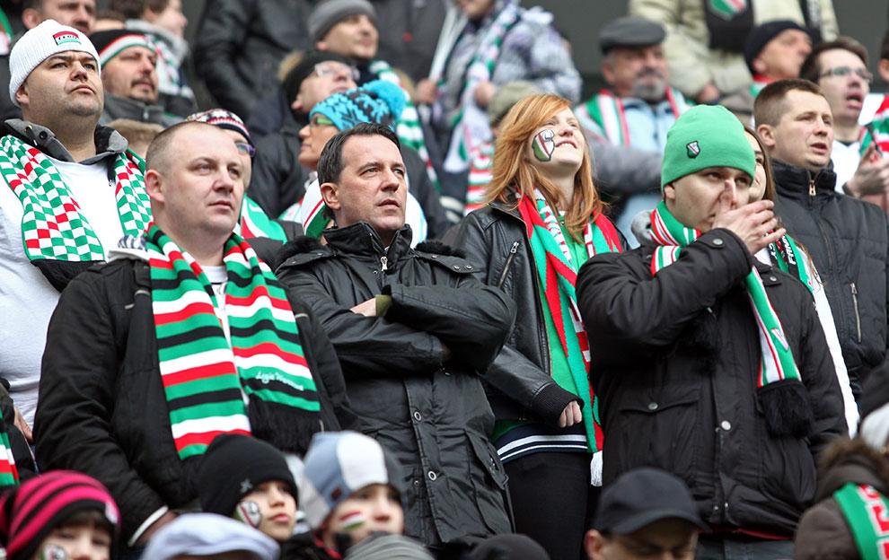 Legia Warszawa - Ruch Chorzów - fot. Piotr Galas (zdjęcie 49 z 70)