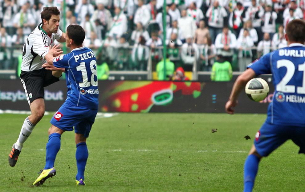 Legia Warszawa - Ruch Chorzów - fot. Piotr Galas (zdjęcie 50 z 70)