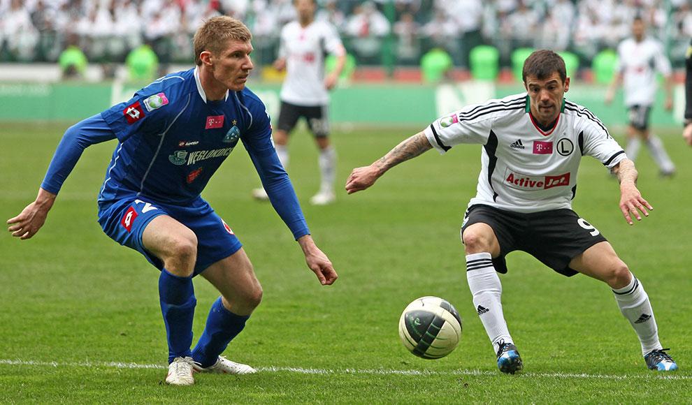 Legia Warszawa - Ruch Chorzów - fot. Piotr Galas (zdjęcie 51 z 70)