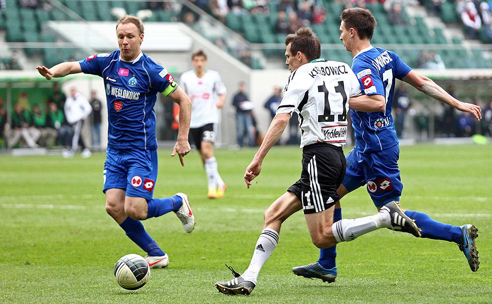 Legia Warszawa - Ruch Chorzów - fot. Piotr Galas (zdjęcie 52 z 70)