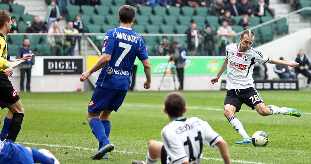 Legia Warszawa - Ruch Chorzów - fot. Piotr Galas (zdjęcie 53 z 70)
