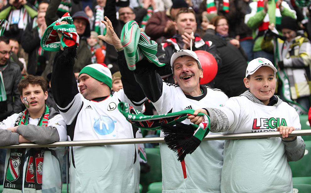 Legia Warszawa - Ruch Chorzów - fot. Piotr Galas (zdjęcie 55 z 70)
