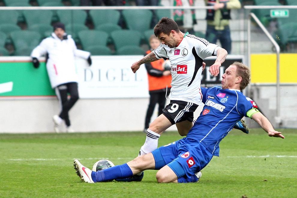 Legia Warszawa - Ruch Chorzów - fot. Piotr Galas (zdjęcie 59 z 70)