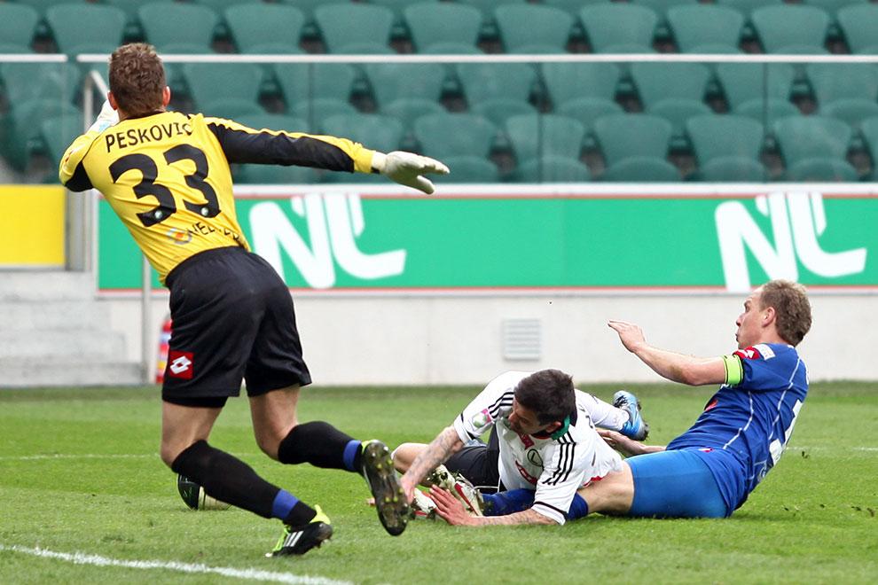 Legia Warszawa - Ruch Chorzów - fot. Piotr Galas (zdjęcie 60 z 70)