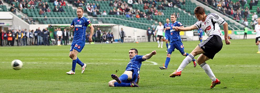Legia Warszawa - Ruch Chorzów - fot. Piotr Galas (zdjęcie 61 z 70)