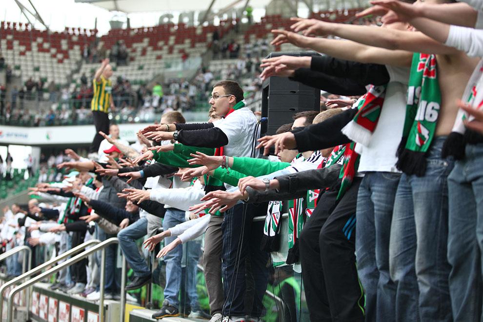 Legia Warszawa - Ruch Chorzów - fot. Piotr Galas (zdjęcie 64 z 70)
