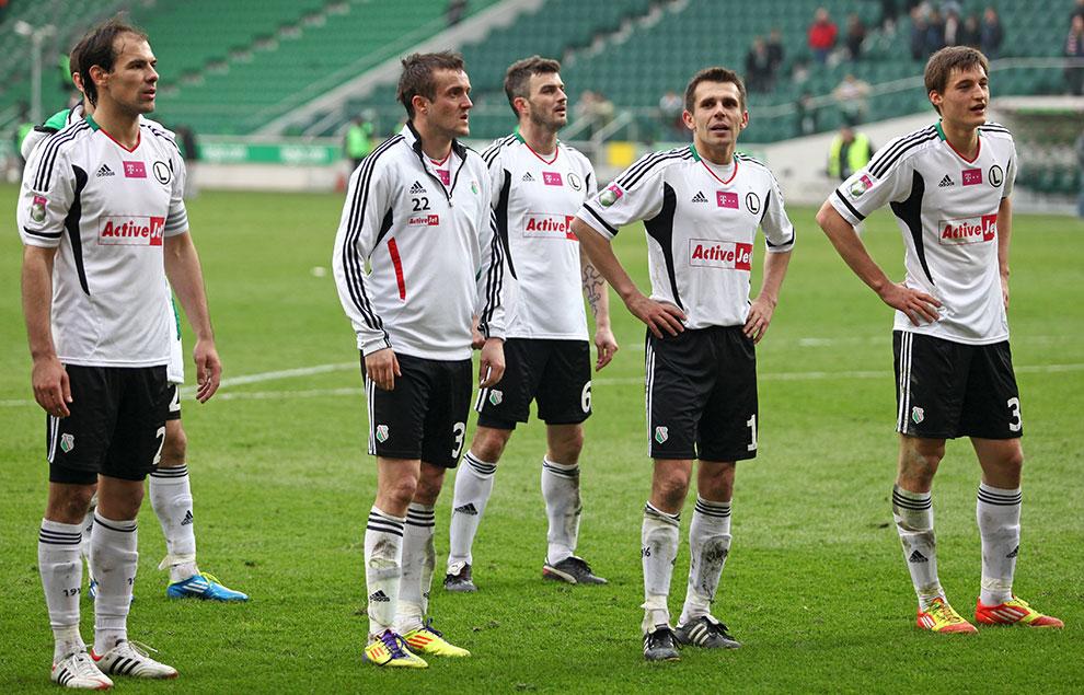 Legia Warszawa - Ruch Chorzów - fot. Piotr Galas (zdjęcie 67 z 70)