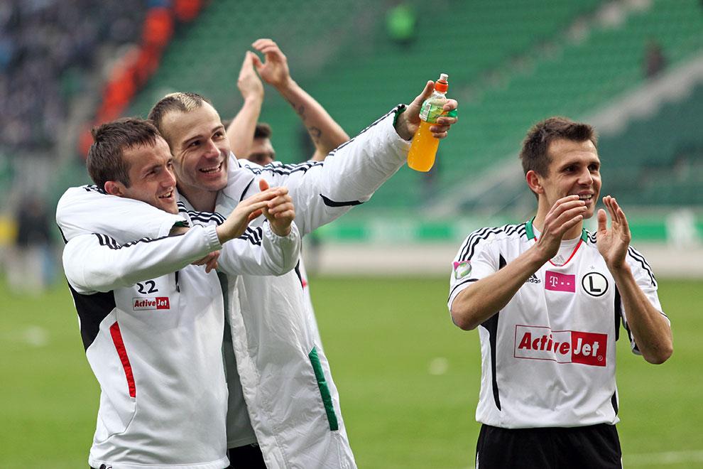 Legia Warszawa - Ruch Chorzów - fot. Piotr Galas (zdjęcie 69 z 70)