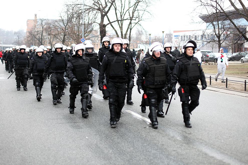 Legia Warszawa - Ruch Chorzów - fot. Piotr Galas (zdjęcie 9 z 70)