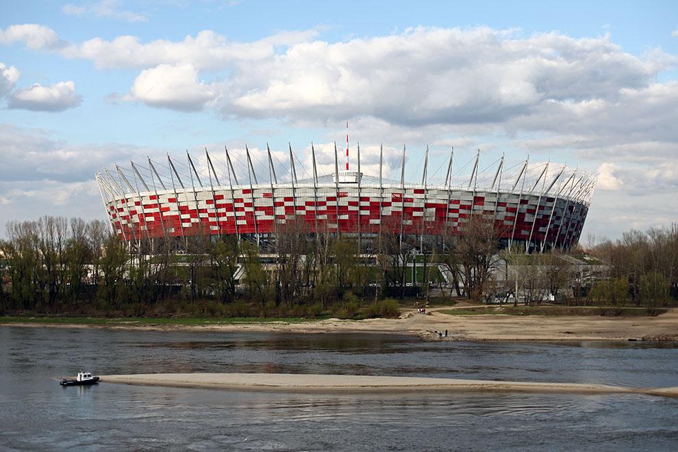 Sparing: Legia Warszawa 0-2 Sevilla FC - fot. Piotr Galas (zdjęcie 1 z 71)