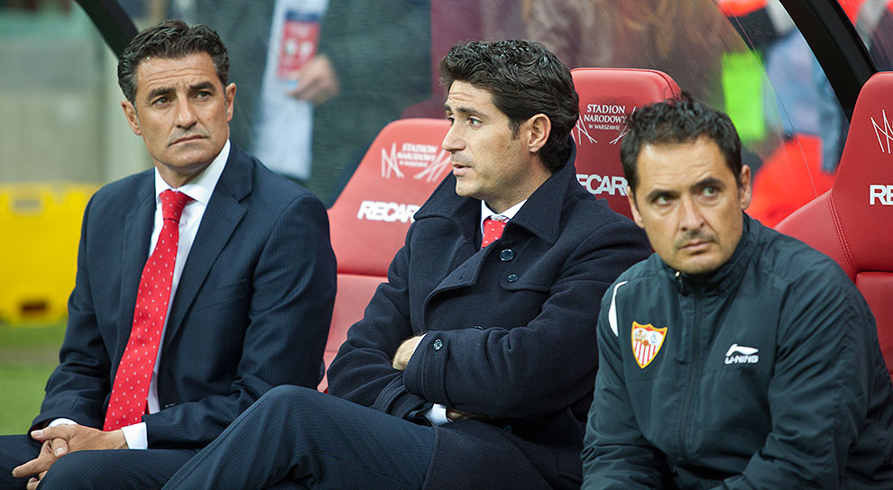 Sparing: Legia Warszawa 0-2 Sevilla FC - fot. Piotr Galas (zdjęcie 10 z 71)
