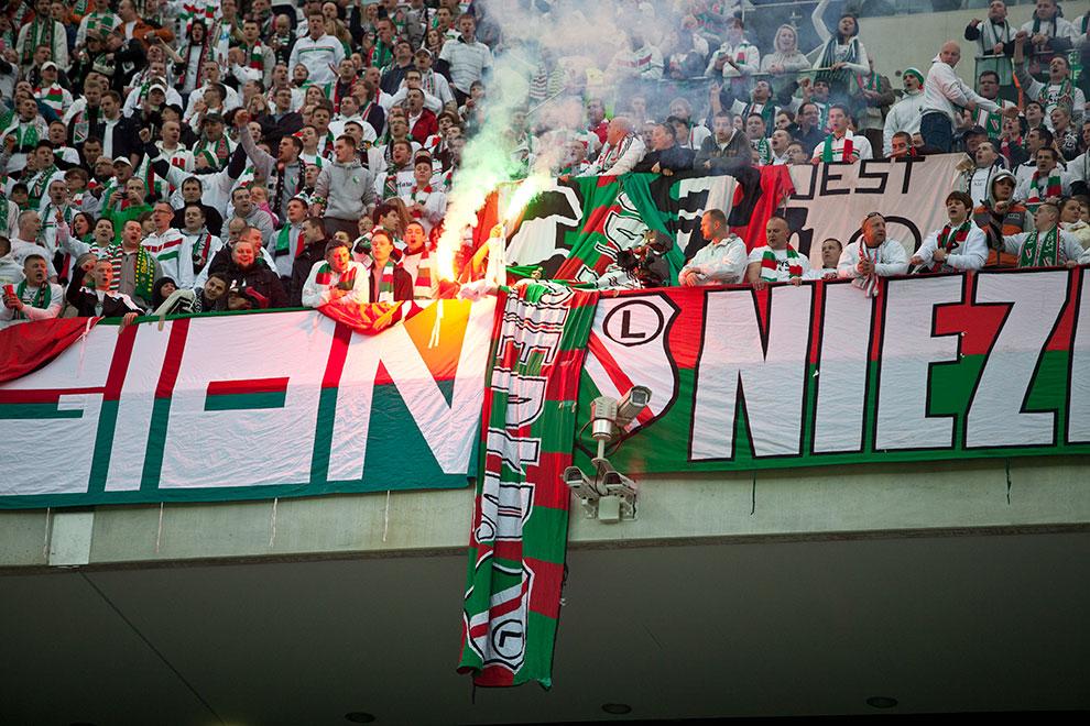 Sparing: Legia Warszawa 0-2 Sevilla FC - fot. Piotr Galas (zdjęcie 11 z 71)