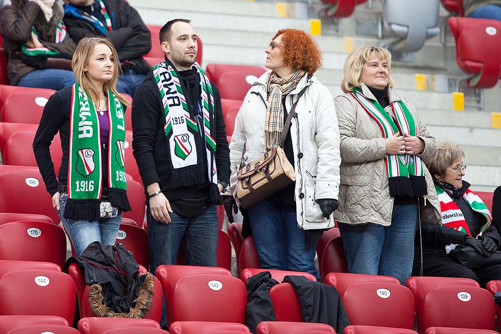 Sparing: Legia Warszawa 0-2 Sevilla FC - fot. Piotr Galas (zdjęcie 12 z 71)