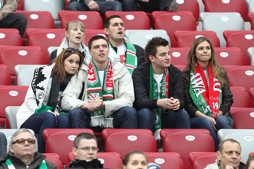 Sparing: Legia Warszawa 0-2 Sevilla FC - fot. Piotr Galas (zdjęcie 16 z 71)