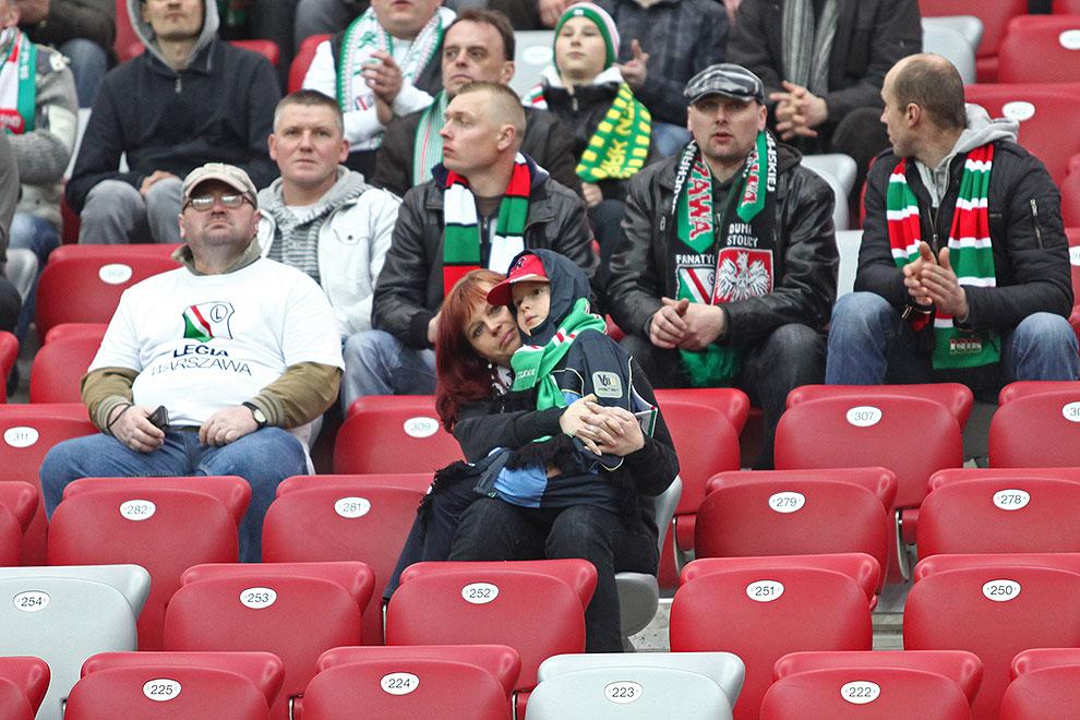 Sparing: Legia Warszawa 0-2 Sevilla FC - fot. Piotr Galas (zdjęcie 17 z 71)