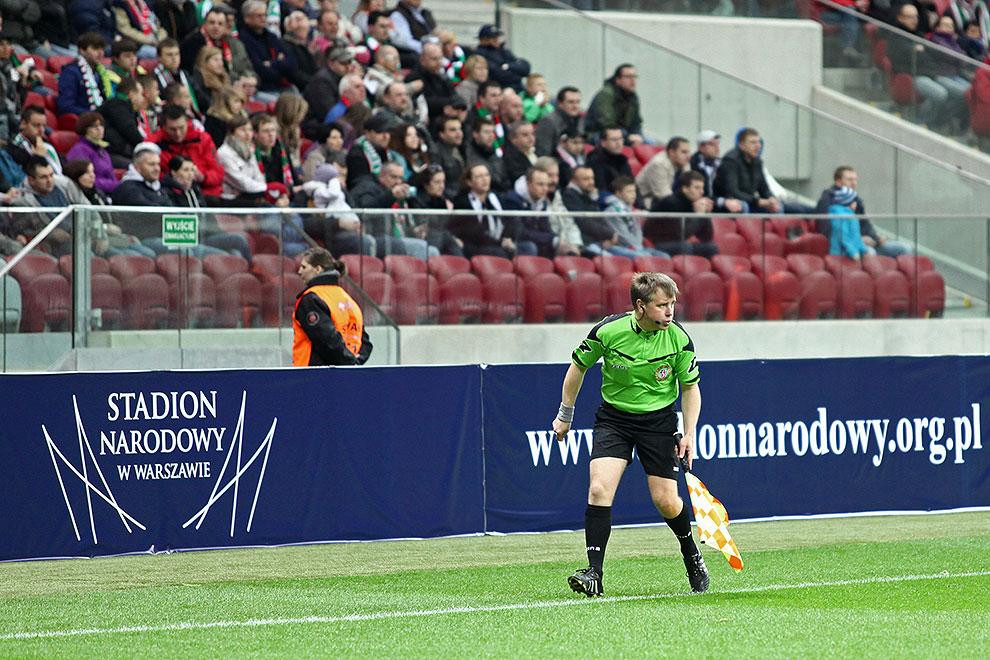 Sparing: Legia Warszawa 0-2 Sevilla FC - fot. Piotr Galas (zdjęcie 18 z 71)