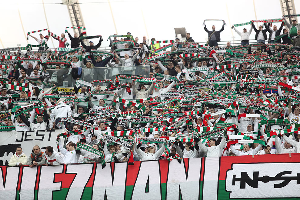 Sparing: Legia Warszawa 0-2 Sevilla FC - fot. Piotr Galas (zdjęcie 19 z 71)
