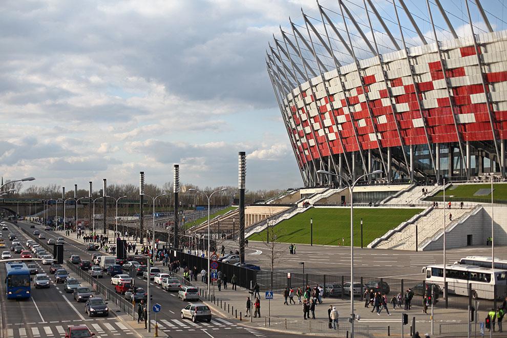 Sparing: Legia Warszawa 0-2 Sevilla FC - fot. Piotr Galas (zdjęcie 2 z 71)