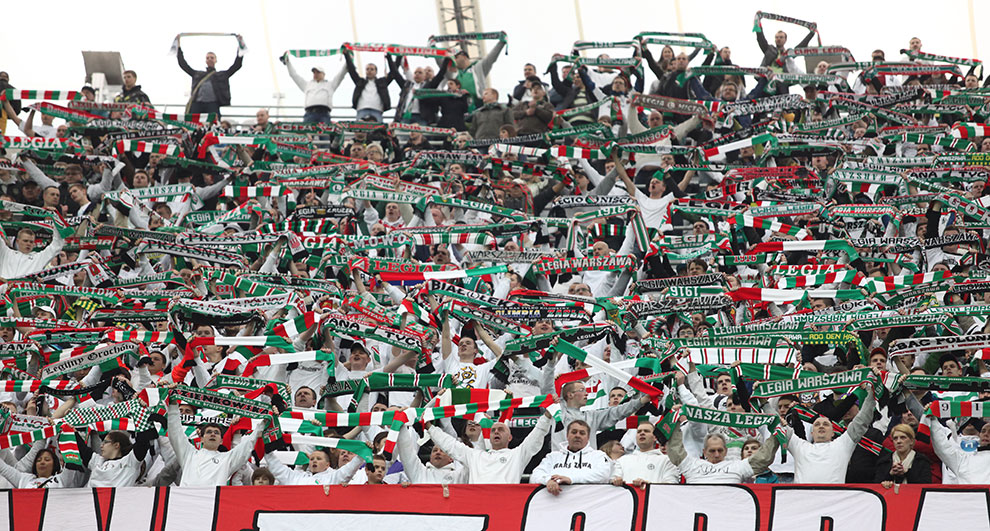 Sparing: Legia Warszawa 0-2 Sevilla FC - fot. Piotr Galas (zdjęcie 20 z 71)