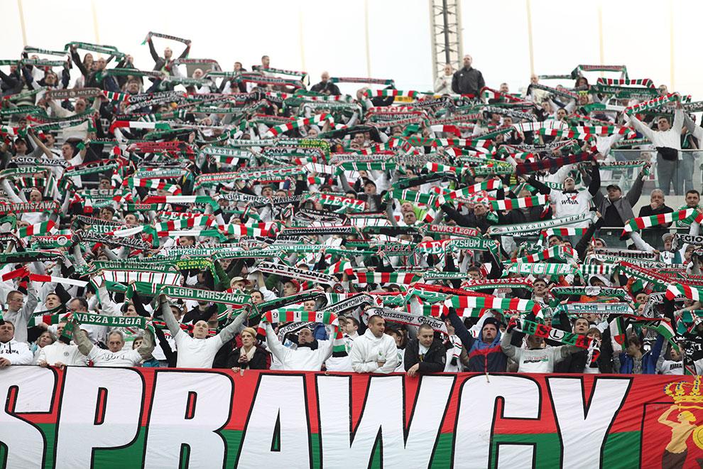 Sparing: Legia Warszawa 0-2 Sevilla FC - fot. Piotr Galas (zdjęcie 21 z 71)