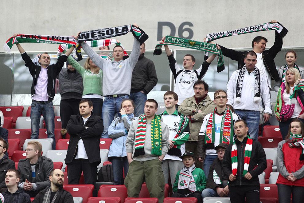 Sparing: Legia Warszawa 0-2 Sevilla FC - fot. Piotr Galas (zdjęcie 22 z 71)