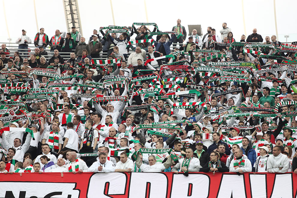Sparing: Legia Warszawa 0-2 Sevilla FC - fot. Piotr Galas (zdjęcie 23 z 71)