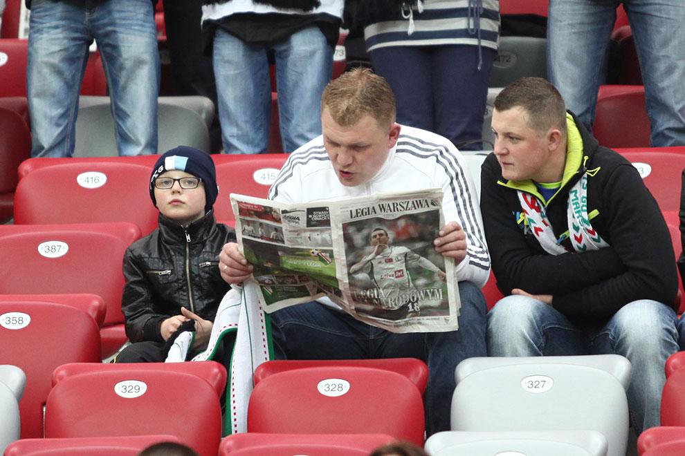 Sparing: Legia Warszawa 0-2 Sevilla FC - fot. Piotr Galas (zdjęcie 24 z 71)
