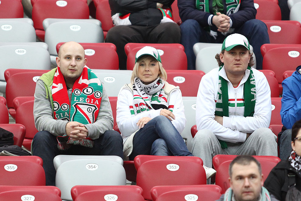 Sparing: Legia Warszawa 0-2 Sevilla FC - fot. Piotr Galas (zdjęcie 25 z 71)