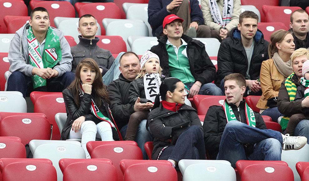 Sparing: Legia Warszawa 0-2 Sevilla FC - fot. Piotr Galas (zdjęcie 26 z 71)
